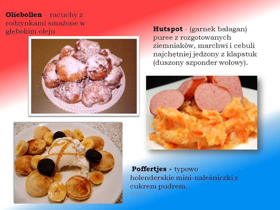 Poffertjes - typowo holenderskie mini-naleśniczki z cukrem pudrem.