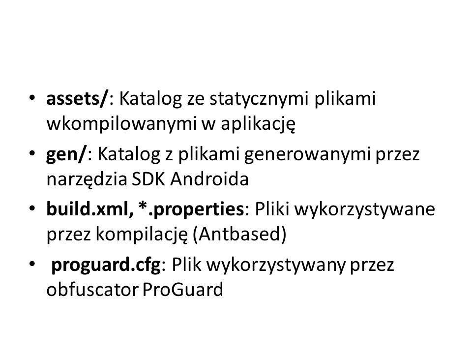 assets/: Katalog ze statycznymi plikami wkompilowanymi w aplikację
