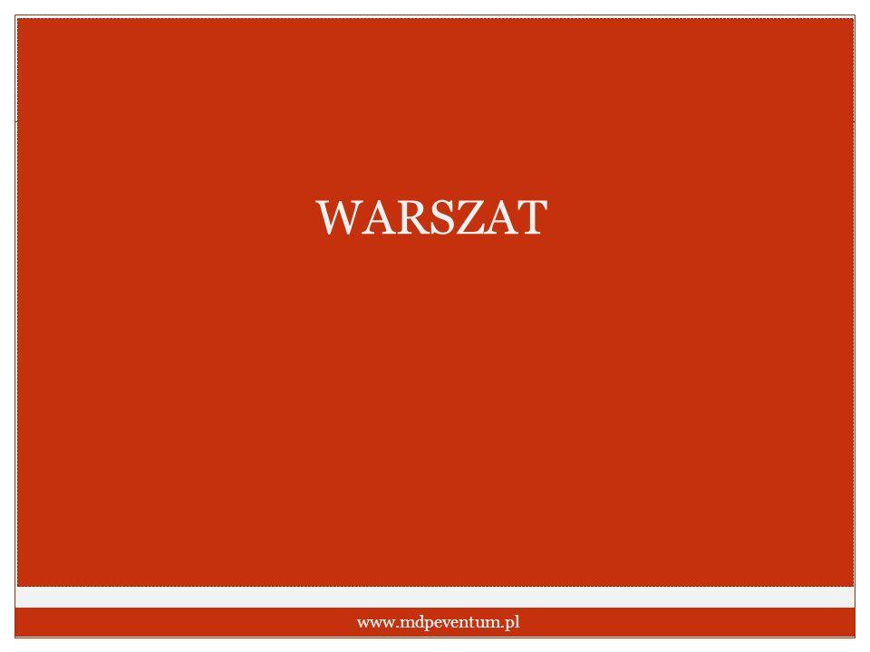 WARSZAT www.mdpeventum.pl