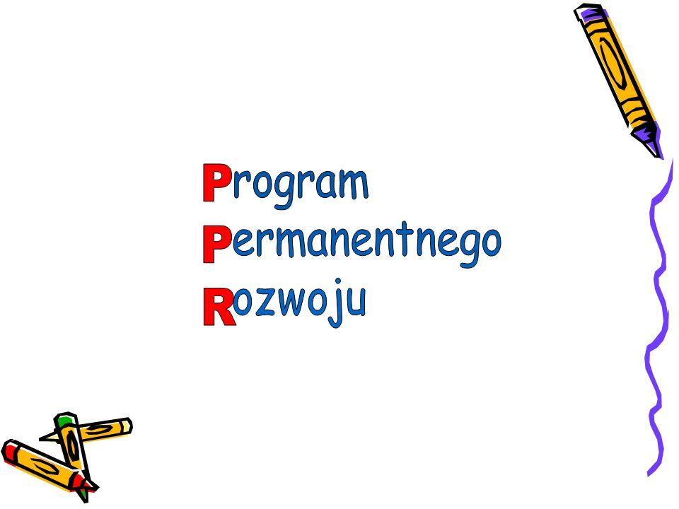 P R rogram ermanentnego ozwoju