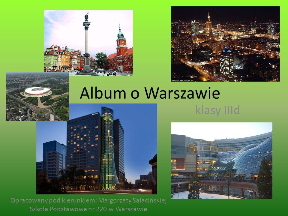 Album o Warszawie klasy IIId