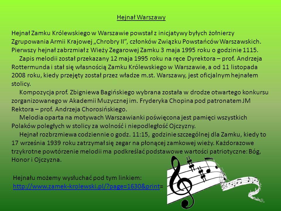 Hejnał Warszawy