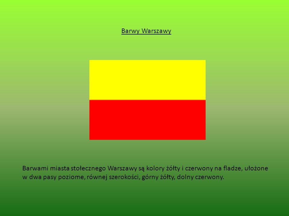 Barwy Warszawy