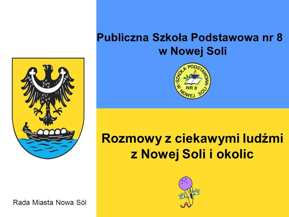 Publiczna Szkoła Podstawowa nr 8 w Nowej Soli