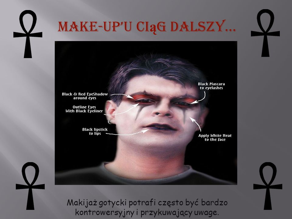 Make-up'u ciąg dalszy…