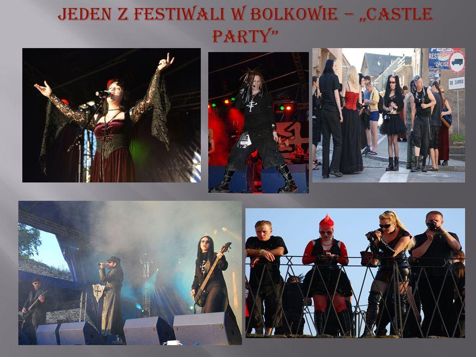 """Jeden z festiwali w Bolkowie – """"Castle Party"""