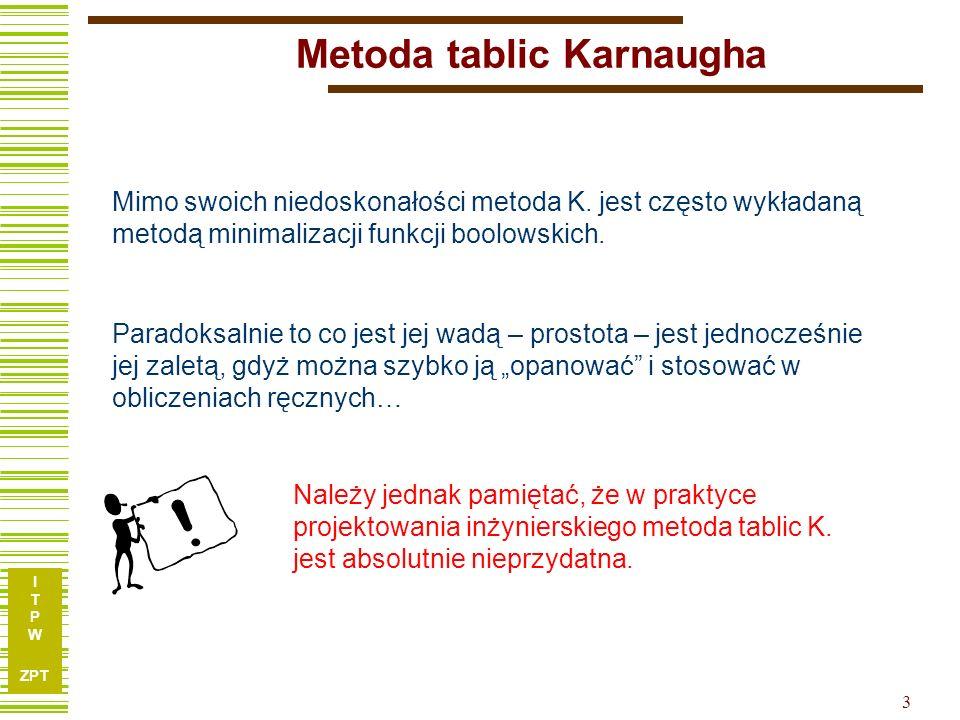 Metoda tablic Karnaugha