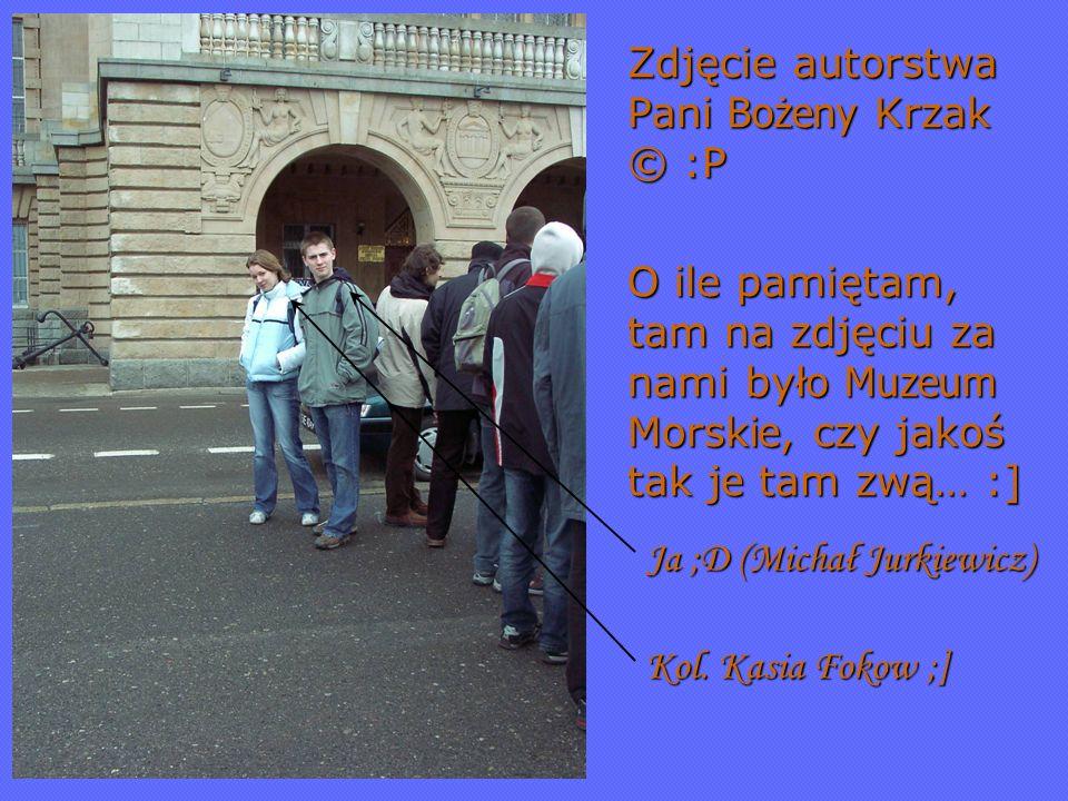 Zdjęcie autorstwa Pani Bożeny Krzak © :P