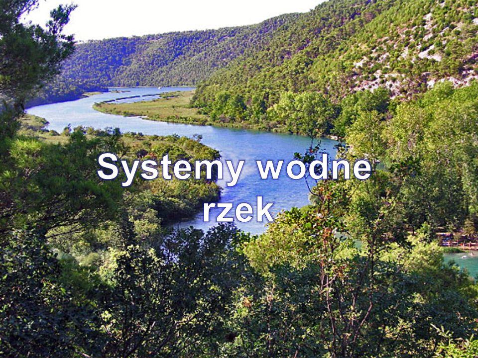Systemy wodne rzek