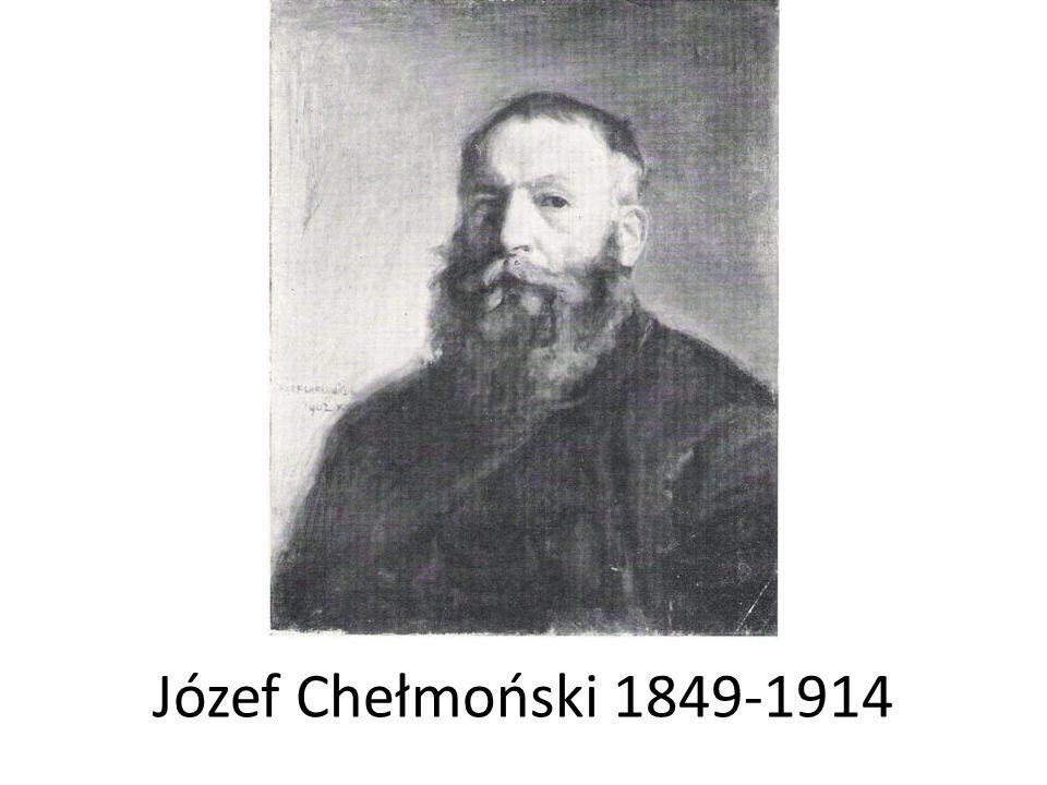 Józef Chełmoński 1849-1914
