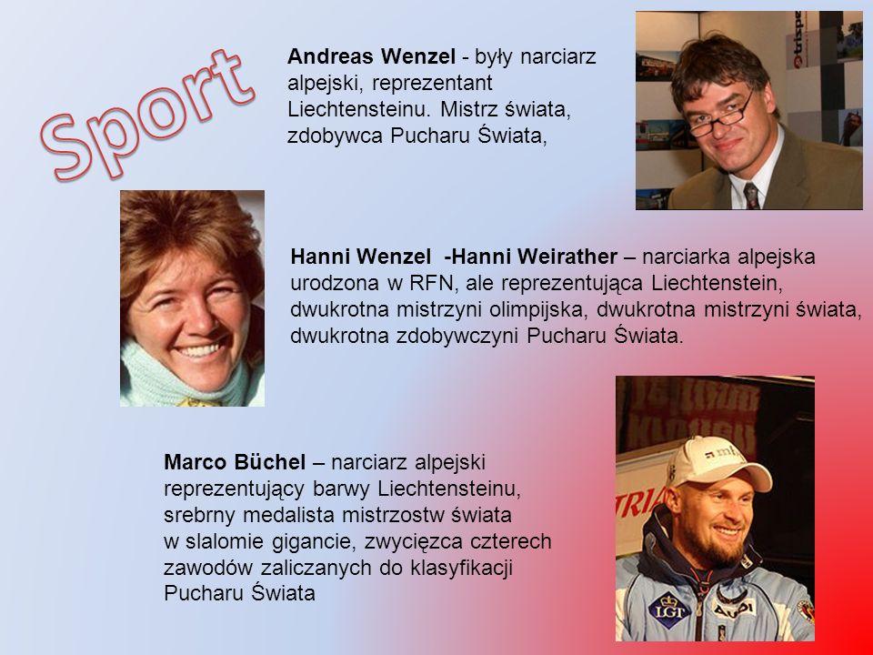 Andreas Wenzel - były narciarz alpejski, reprezentant Liechtensteinu
