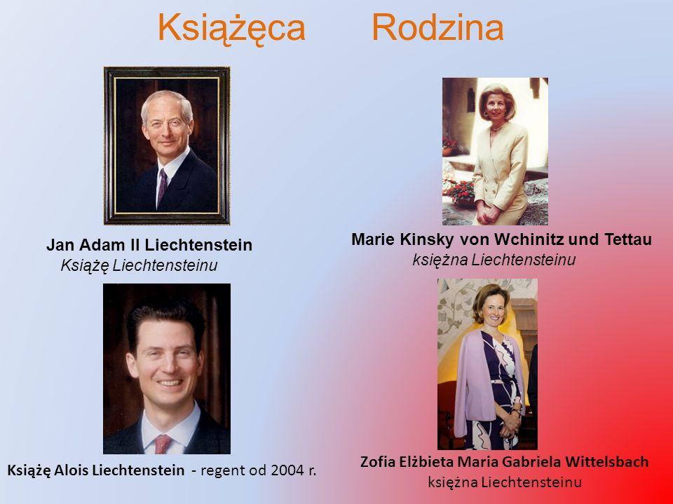 Zofia Elżbieta Maria Gabriela Wittelsbach księżna Liechtensteinu