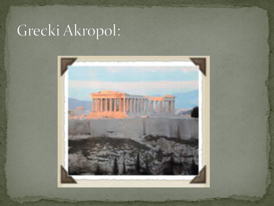 Grecki Akropol: