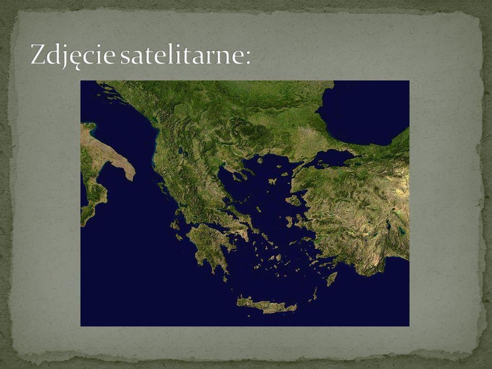 Zdjęcie satelitarne: