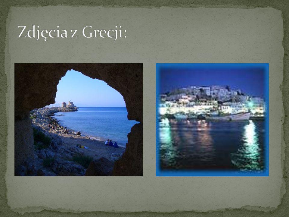 Zdjęcia z Grecji:
