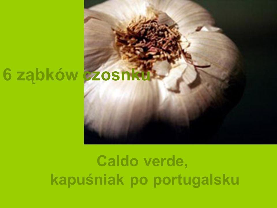 kapuśniak po portugalsku