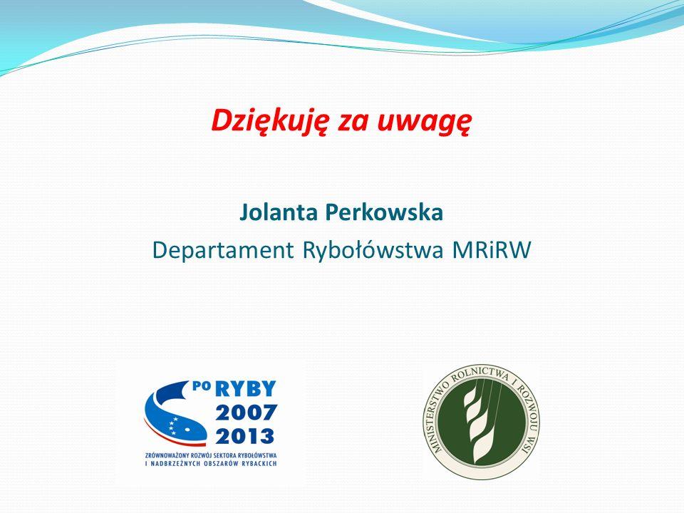 Departament Rybołówstwa MRiRW