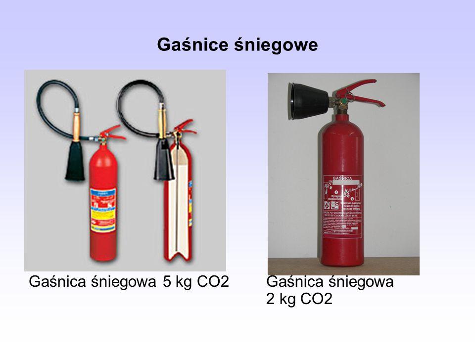 Gaśnice śniegowe Gaśnica śniegowa 5 kg CO2 Gaśnica śniegowa 2 kg CO2