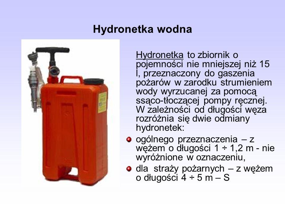 Hydronetka wodna