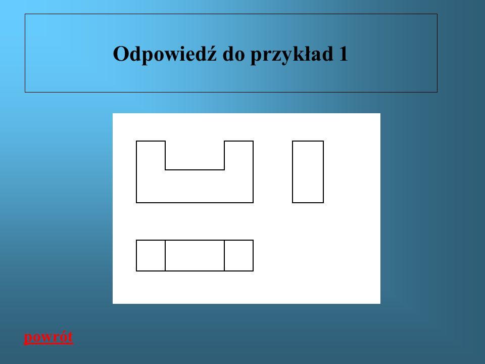 Odpowiedź do przykład 1 powrót