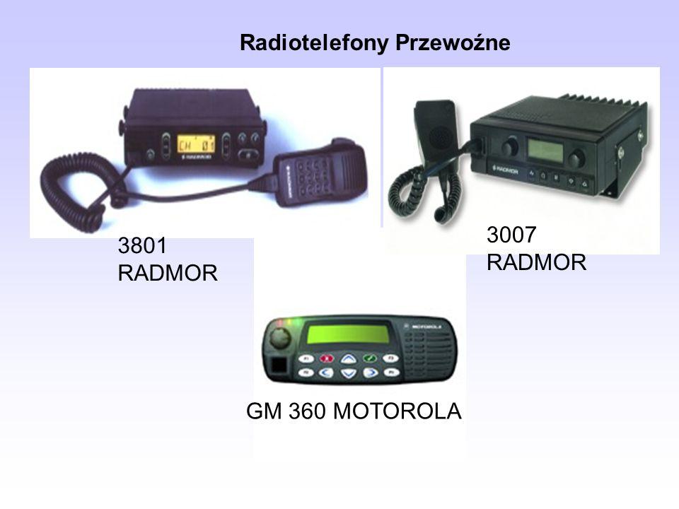 Radiotelefony Przewoźne