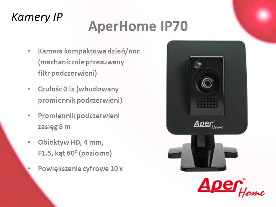 AperHome IP70 Kamery IP Kamera kompaktowa dzień/noc