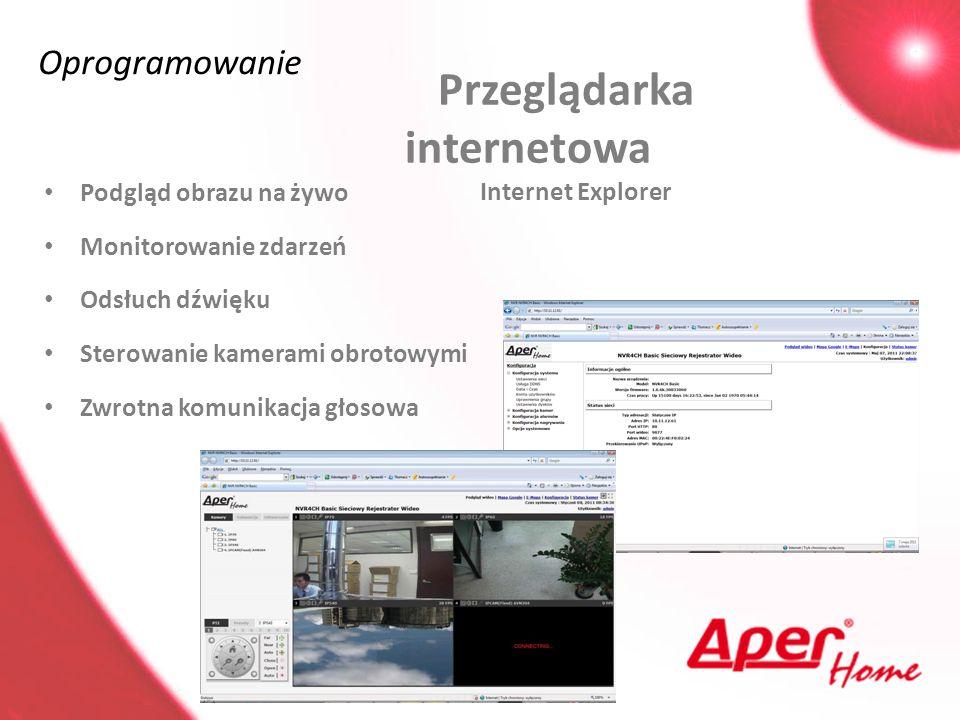Przeglądarka internetowa Internet Explorer