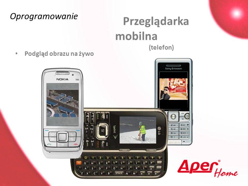 Przeglądarka mobilna (telefon)