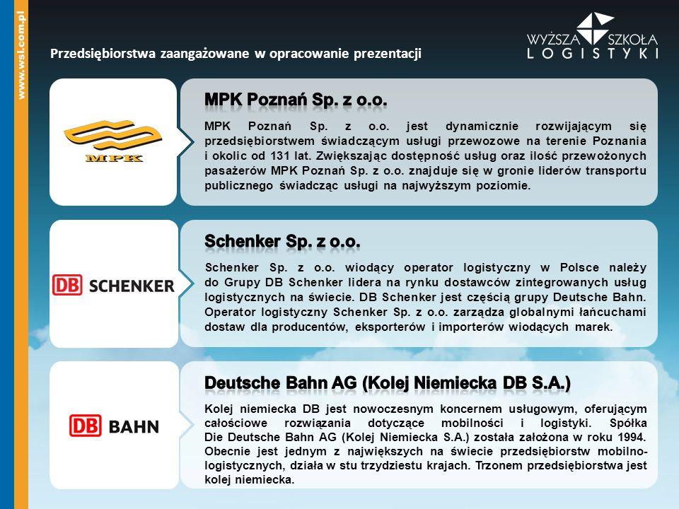 Deutsche Bahn AG (Kolej Niemiecka DB S.A.)