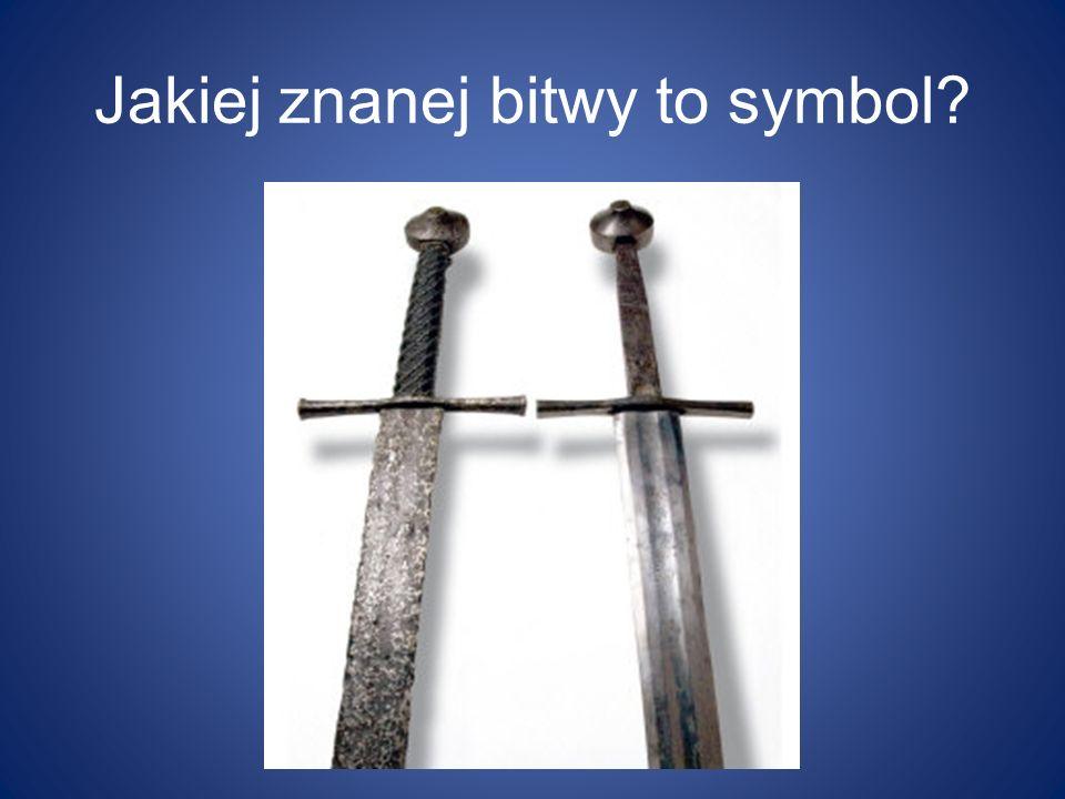 Jakiej znanej bitwy to symbol