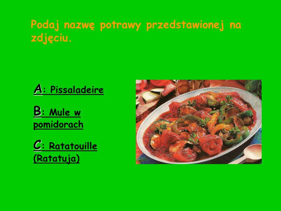 C: Ratatouille (Ratatuja)