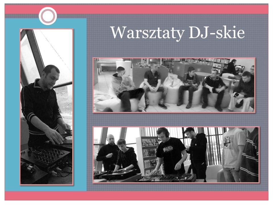 Warsztaty DJ-skie