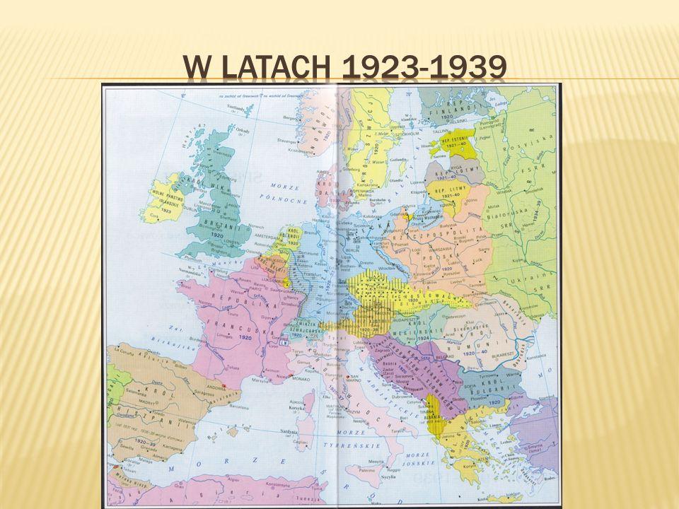 W latach 1923-1939