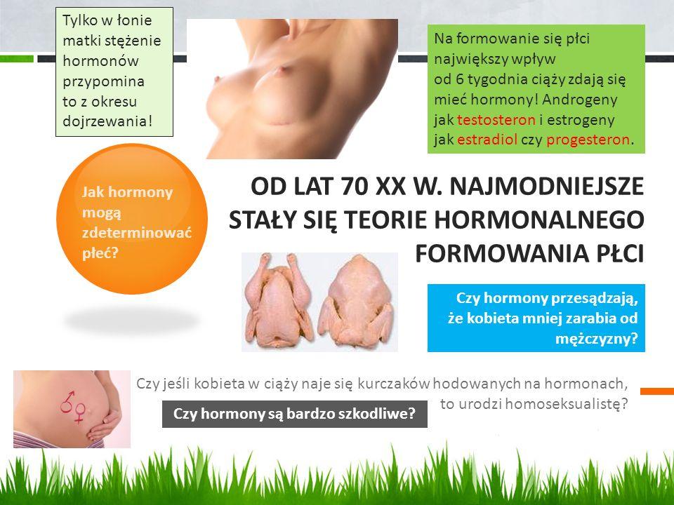 Czy hormony są bardzo szkodliwe