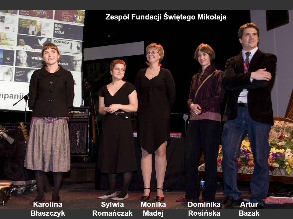 Zespół Fundacji Świętego Mikołaja