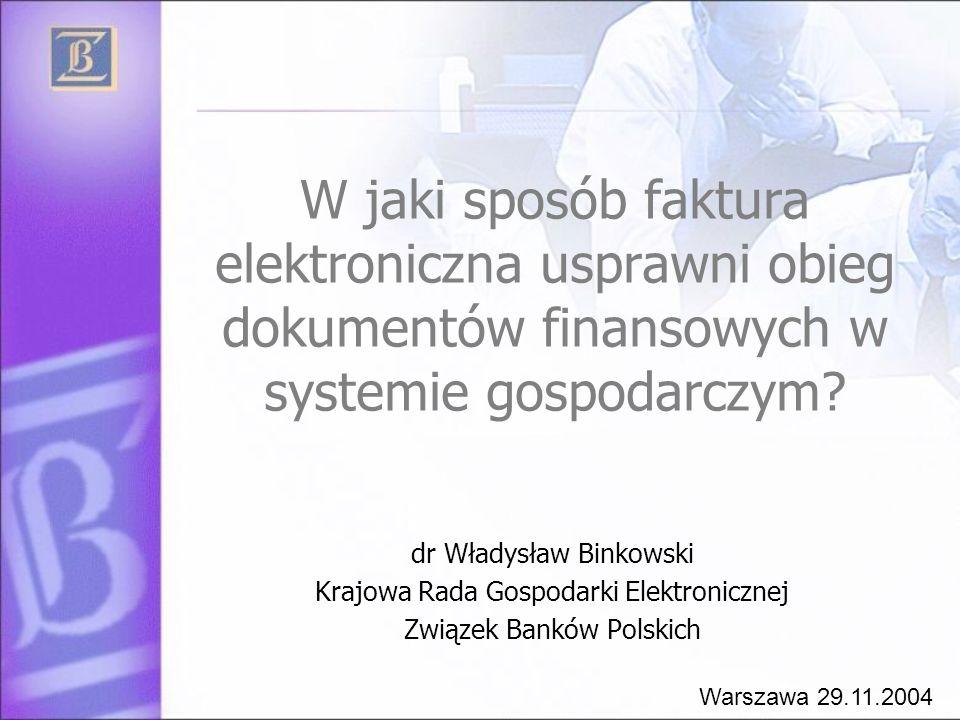 W jaki sposób faktura elektroniczna usprawni obieg dokumentów finansowych w systemie gospodarczym