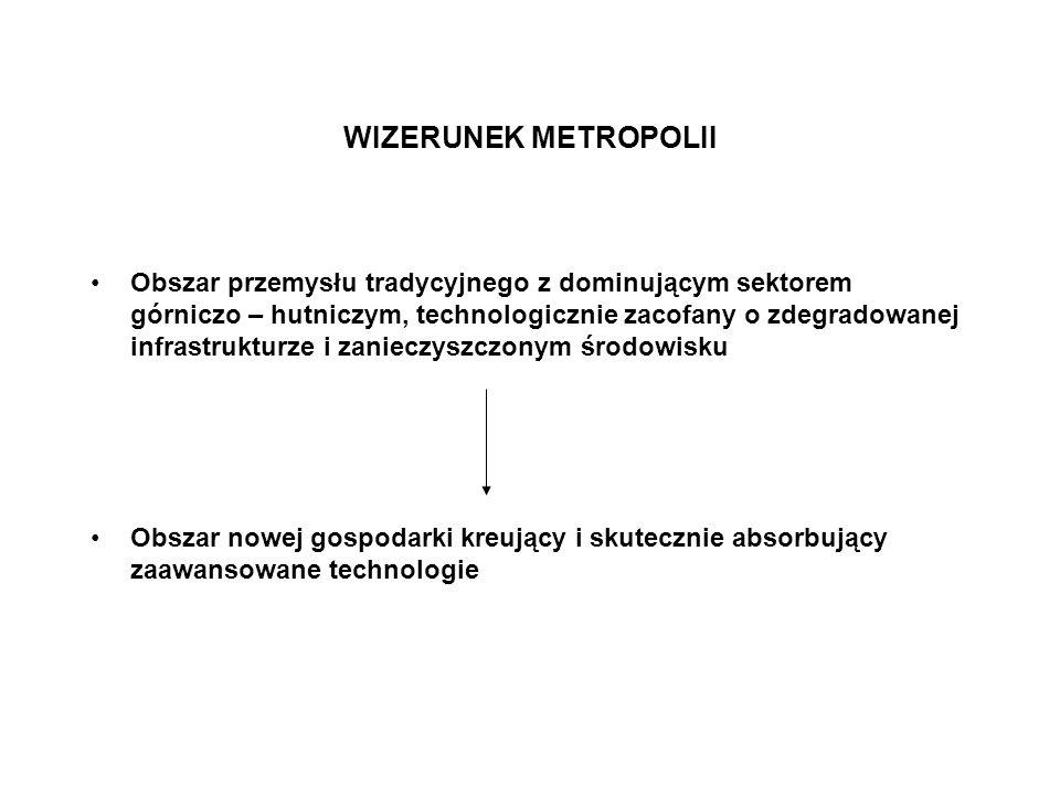 WIZERUNEK METROPOLII