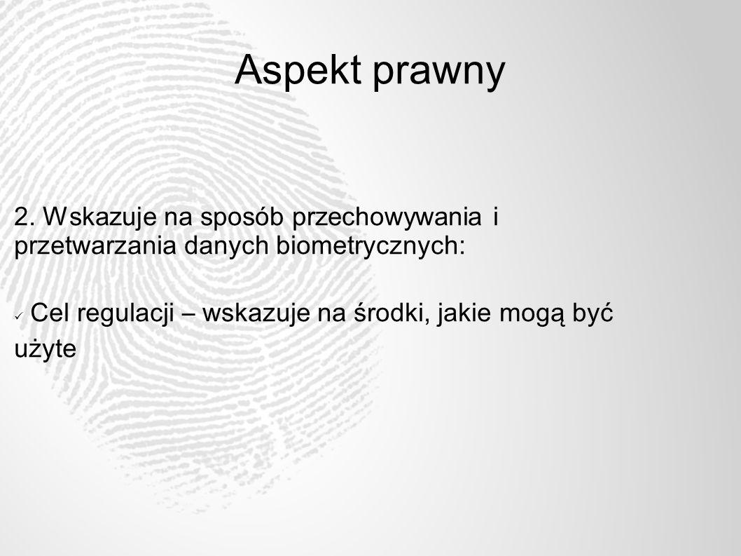 Aspekt prawny 2.