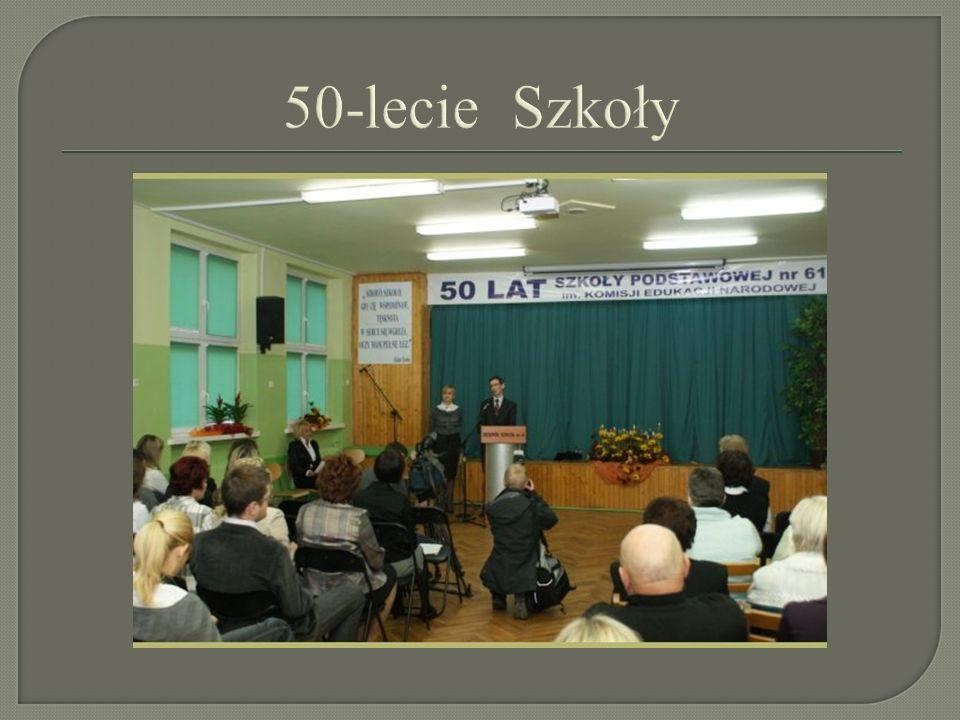 50-lecie Szkoły