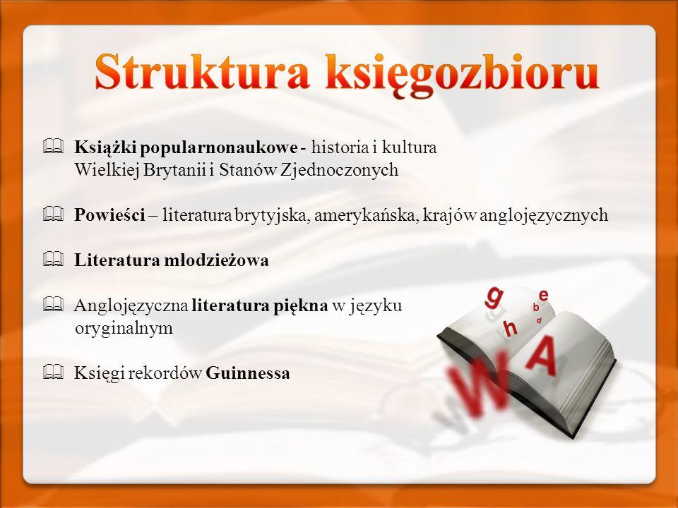 Struktura księgozbioru