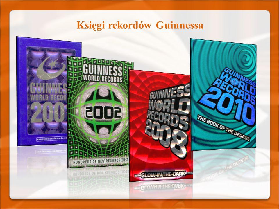 Księgi rekordów Guinnessa