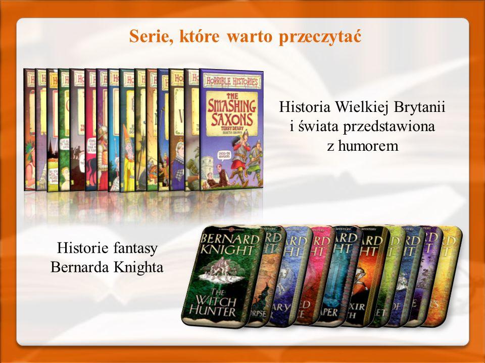 Serie, które warto przeczytać