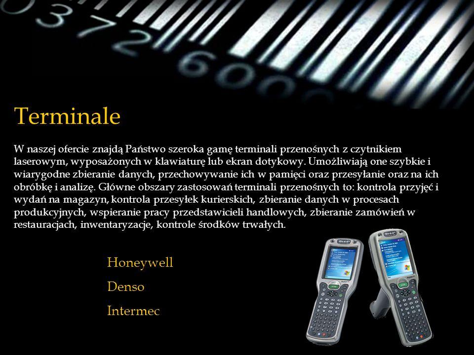 Terminale Honeywell Denso Intermec