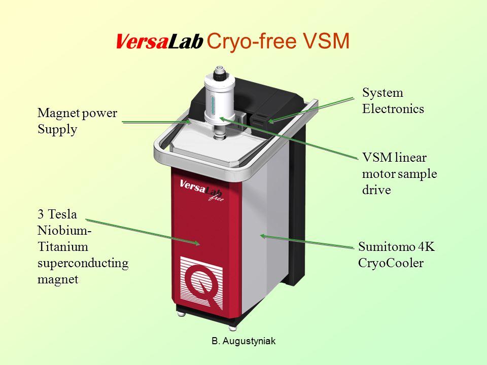 VersaLab Cryo-free VSM