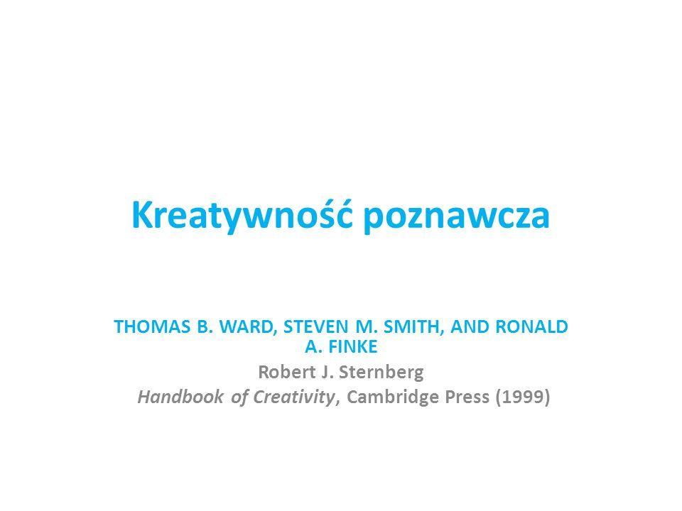 Kreatywność poznawcza