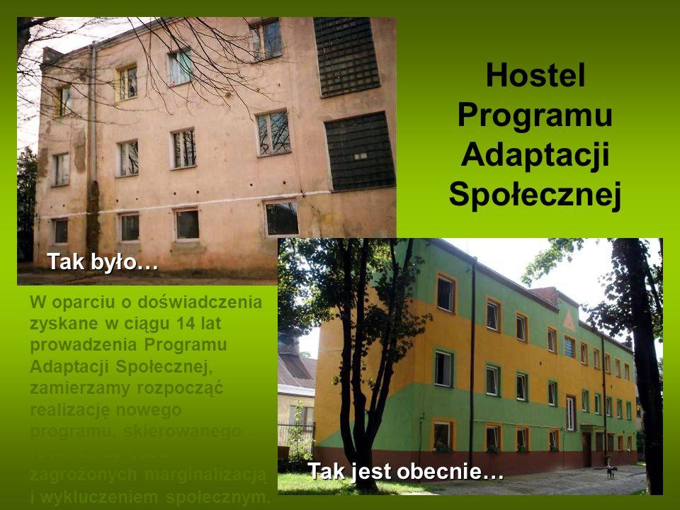 Hostel Programu Adaptacji Społecznej