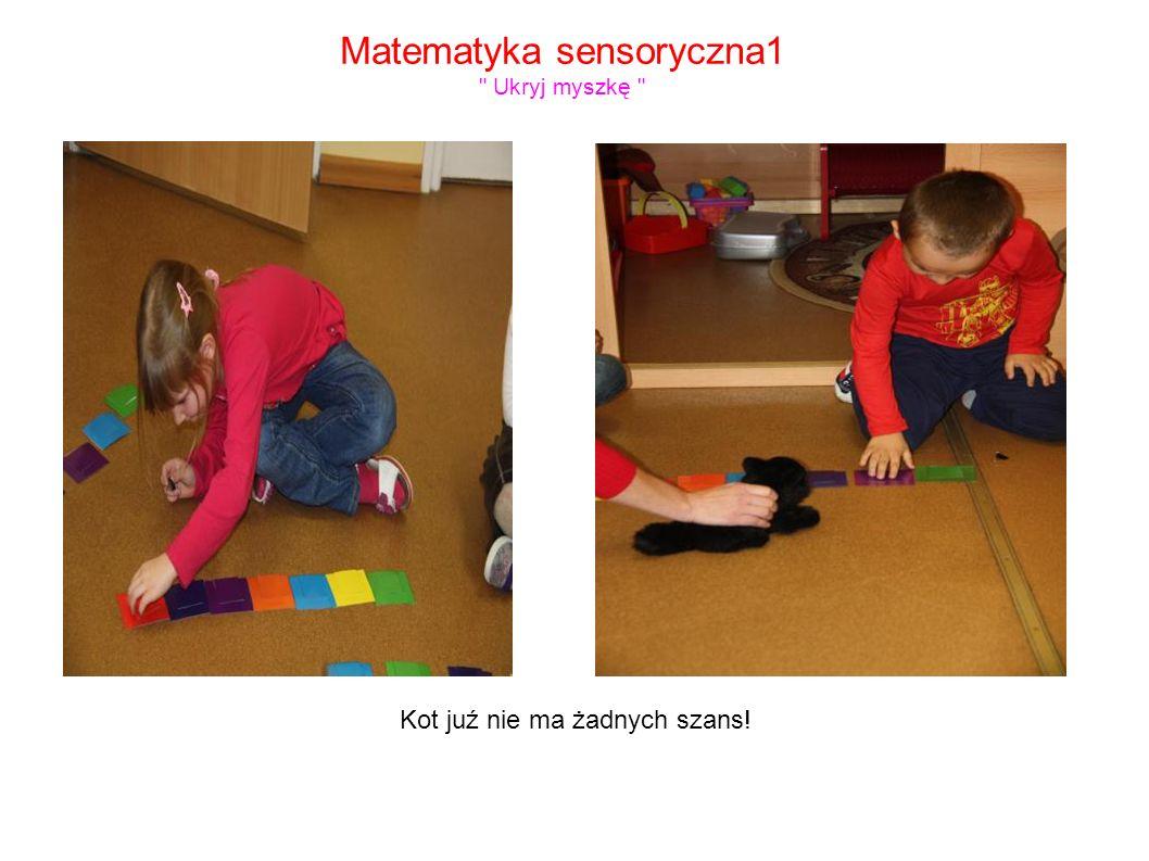 Matematyka sensoryczna1 Ukryj myszkę