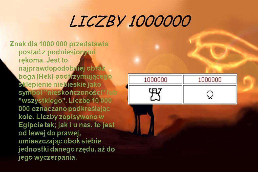 LICZBY 1000000