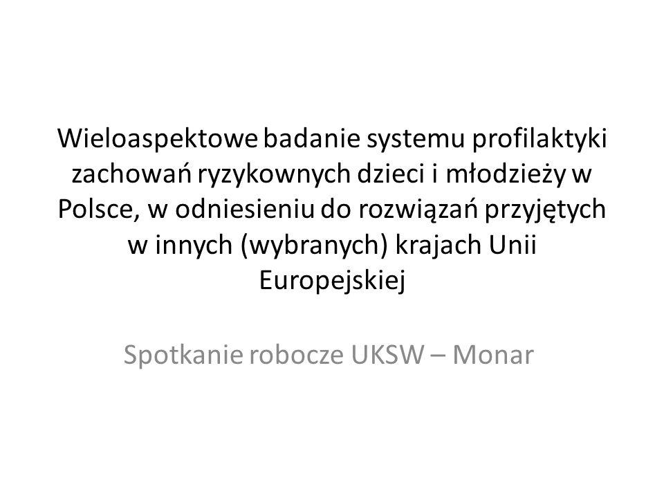 Spotkanie robocze UKSW – Monar