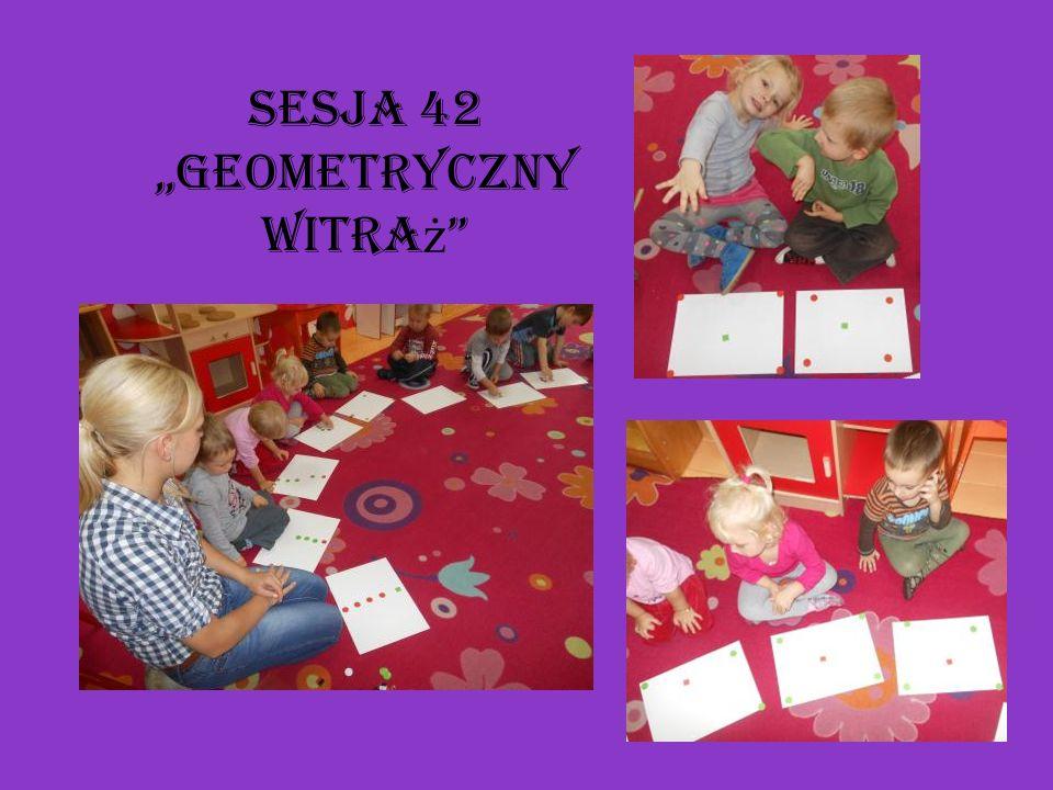"""Sesja 42 """"Geometryczny witraż"""